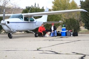 The Camping Crew, The Gear and the Plane